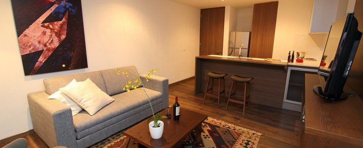 2 BEDROOM APARMENT Sites Medellín Hotel